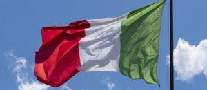 Foto di bandiere: buona festa della Repubblica!