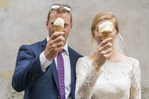 Jacqueline e Scott: viaggio di nozze