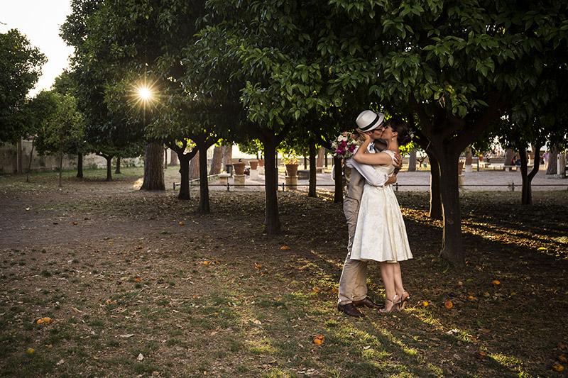 Johanna e Uli: viaggio di nozze