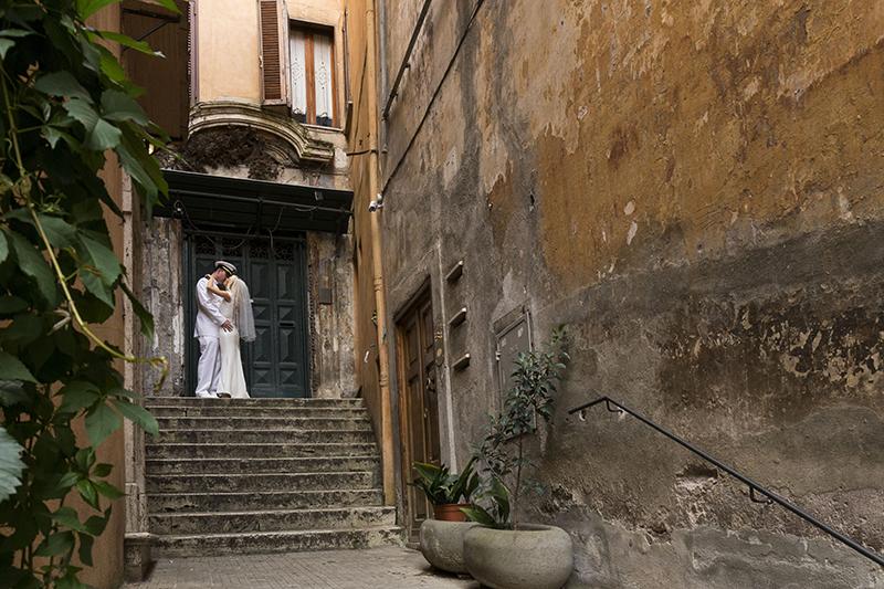 Kayla & Tim – Francesco Amorosino – Weddings – Rome – 59