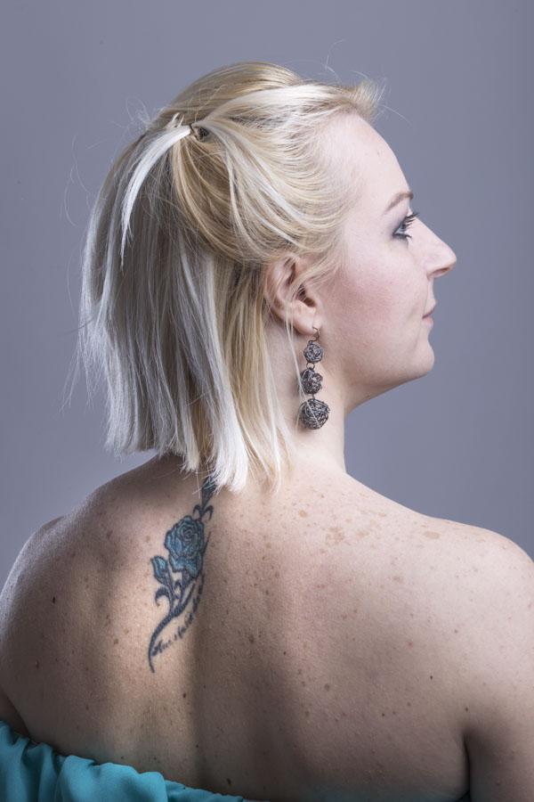 Servizio fotografico per hair stylist