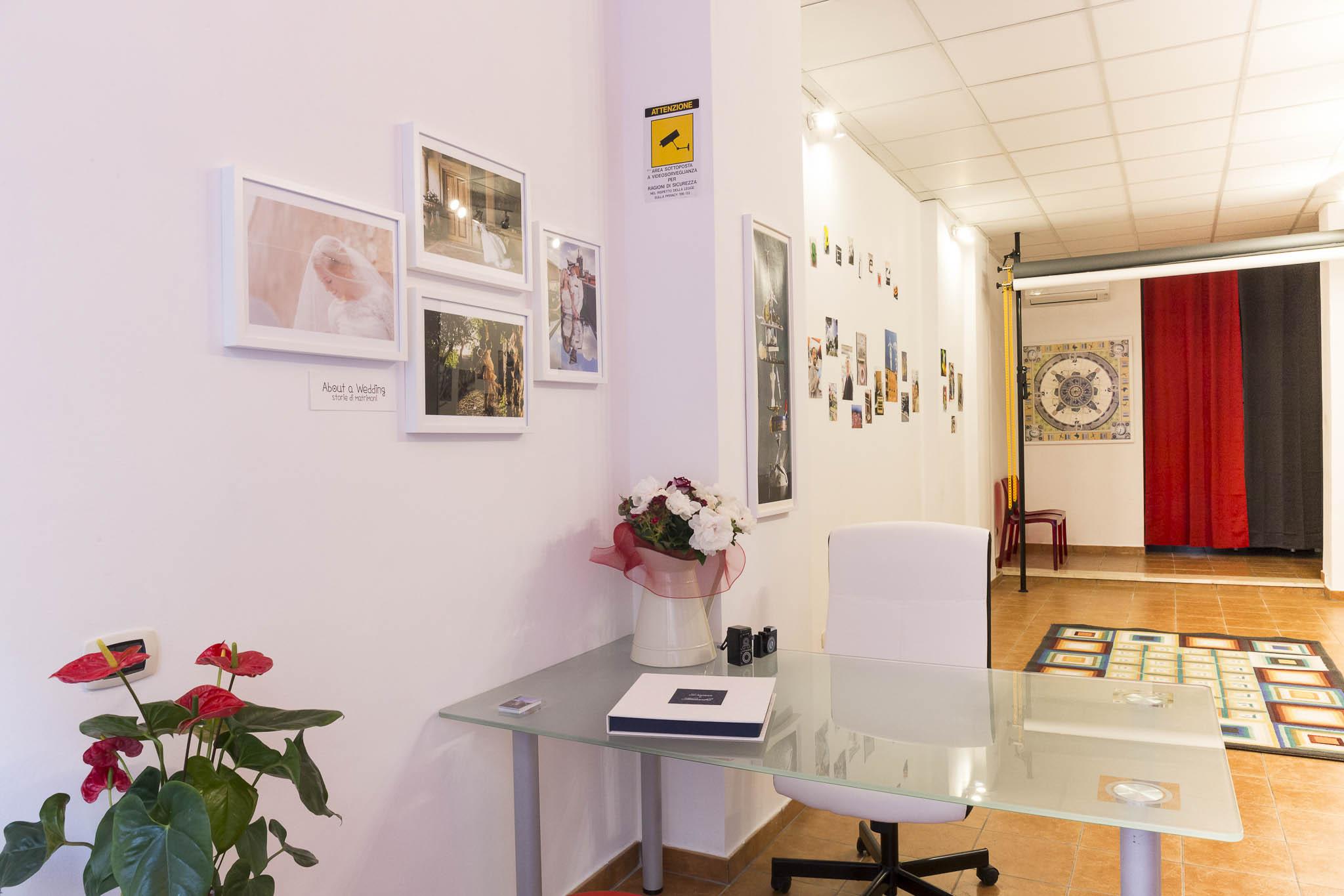 il FotoStudio studio fotografico Roma Talenti